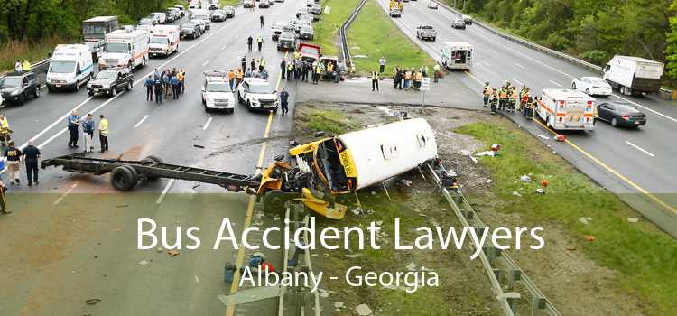 Bus Accident Lawyers Albany - Georgia