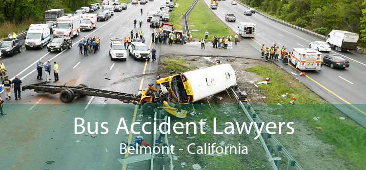 Bus Accident Lawyers Belmont - California