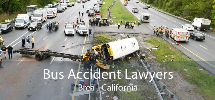 Bus Accident Lawyers Brea - California