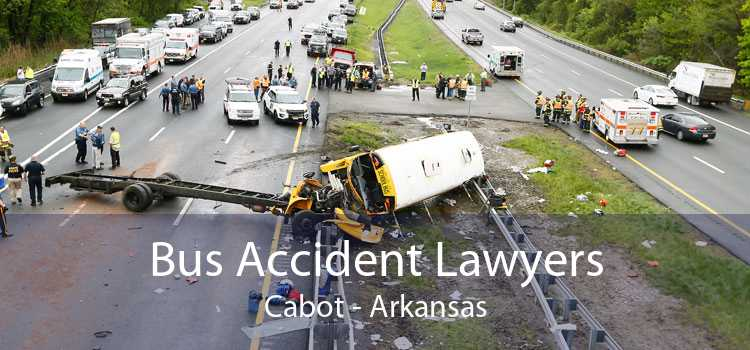 Bus Accident Lawyers Cabot - Arkansas