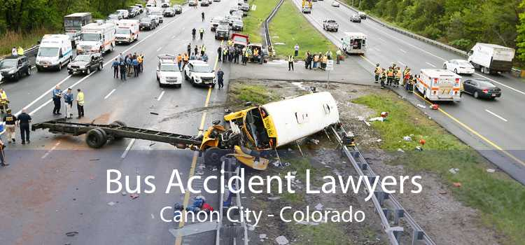 Bus Accident Lawyers Canon City - Colorado