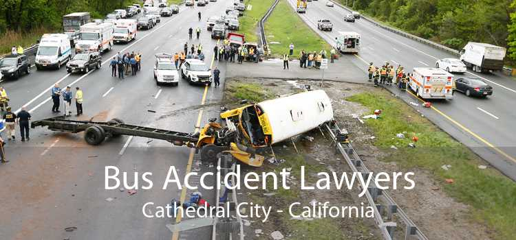 Bus Accident Lawyers Cathedral City - California