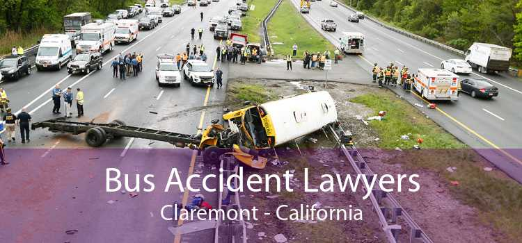 Bus Accident Lawyers Claremont - California