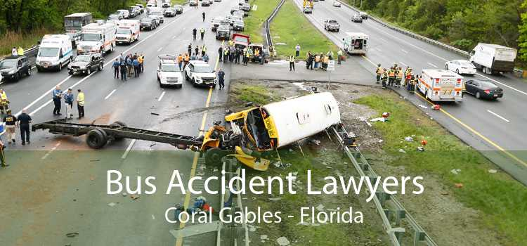 Bus Accident Lawyers Coral Gables - Florida