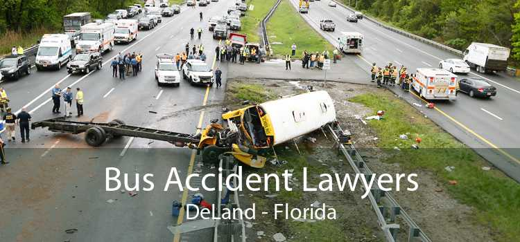 Bus Accident Lawyers DeLand - Florida