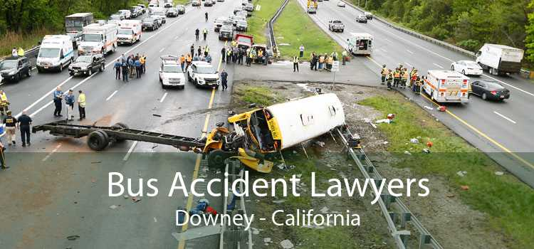 Bus Accident Lawyers Downey - California