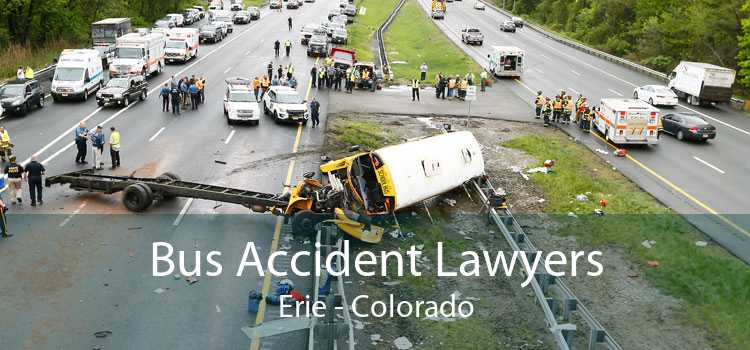 Bus Accident Lawyers Erie - Colorado