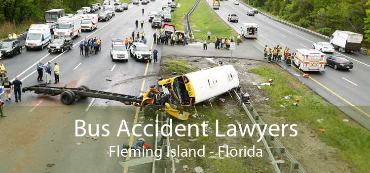 Bus Accident Lawyers Fleming Island - Florida
