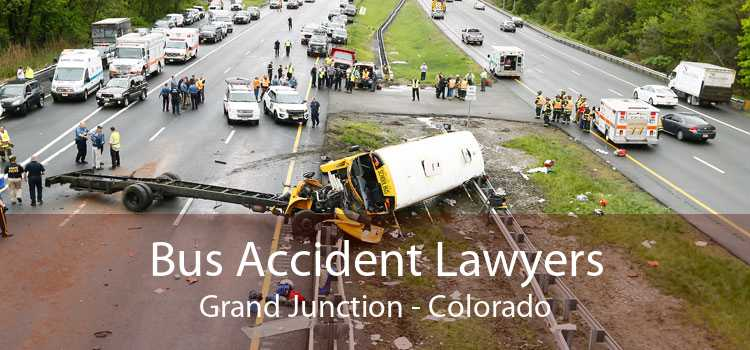 Bus Accident Lawyers Grand Junction - Colorado