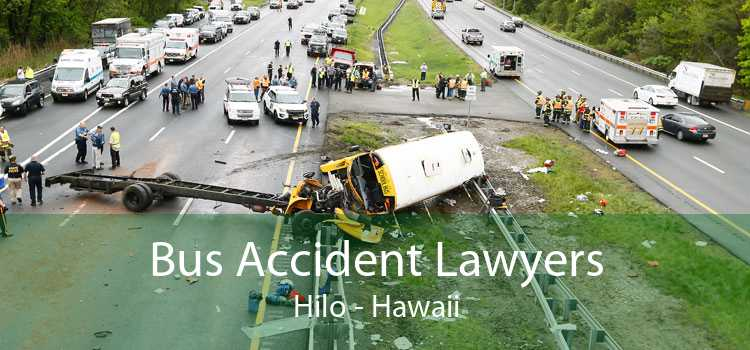 Bus Accident Lawyers Hilo - Hawaii