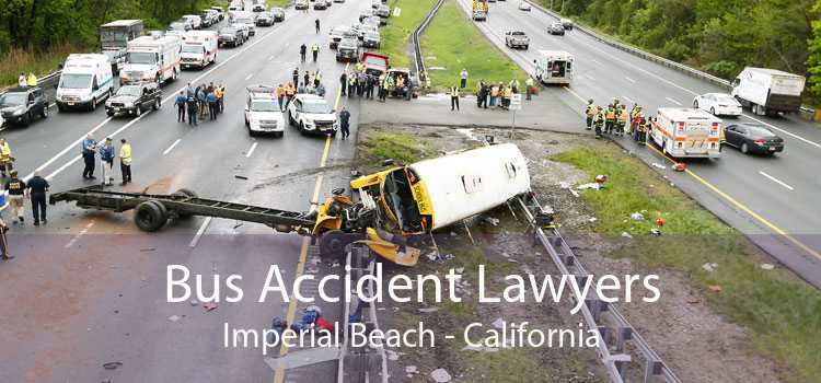 Bus Accident Lawyers Imperial Beach - California
