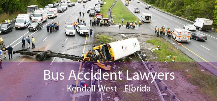 Bus Accident Lawyers Kendall West - Florida