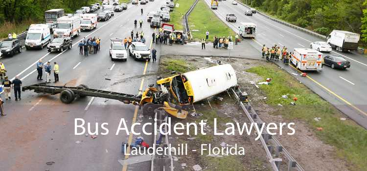 Bus Accident Lawyers Lauderhill - Florida