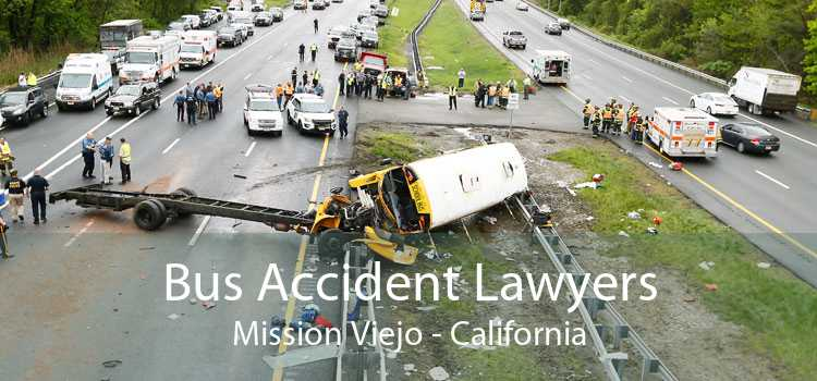 Bus Accident Lawyers Mission Viejo - California