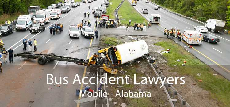 Bus Accident Lawyers Mobile - Alabama