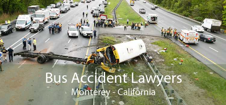 Bus Accident Lawyers Monterey - California