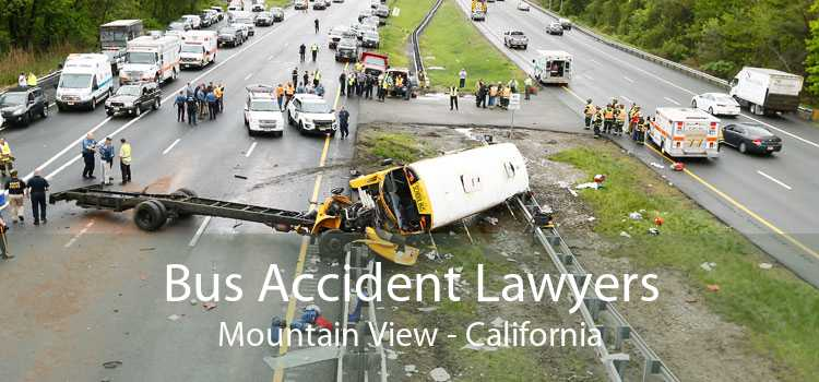 Bus Accident Lawyers Mountain View - California