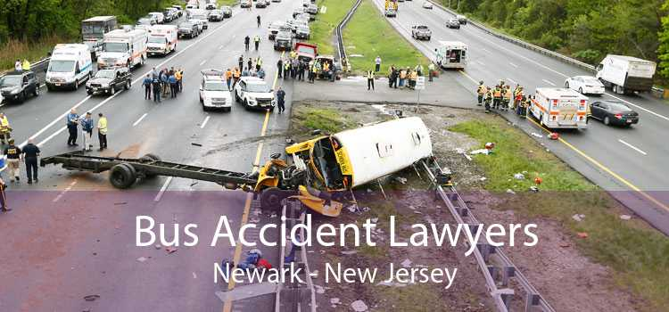 Bus Accident Lawyers Newark - New Jersey