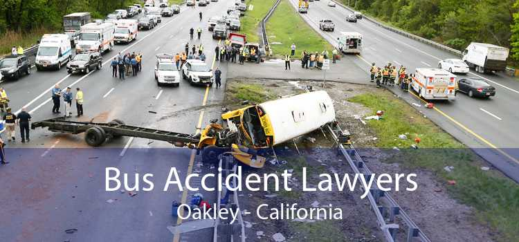 Bus Accident Lawyers Oakley - California