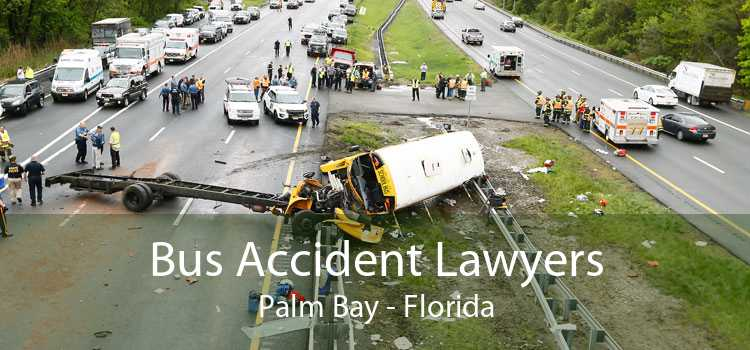 Bus Accident Lawyers Palm Bay - Florida