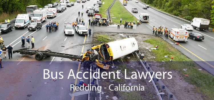 Bus Accident Lawyers Redding - California