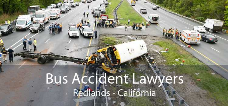Bus Accident Lawyers Redlands - California