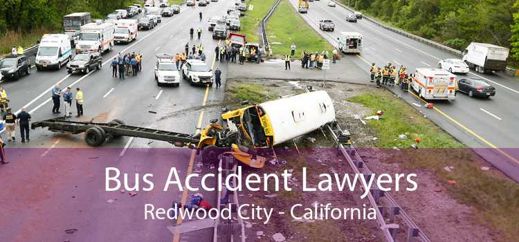 Bus Accident Lawyers Redwood City - California