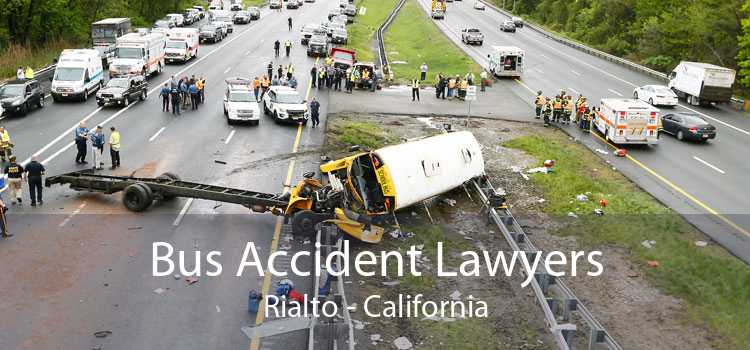 Bus Accident Lawyers Rialto - California