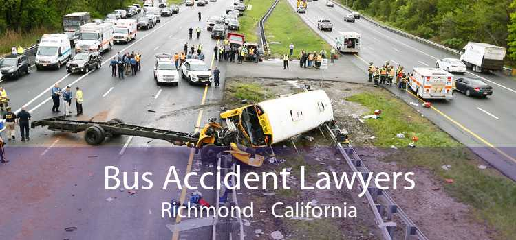 Bus Accident Lawyers Richmond - California