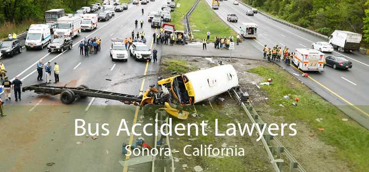 Bus Accident Lawyers Sonora - California