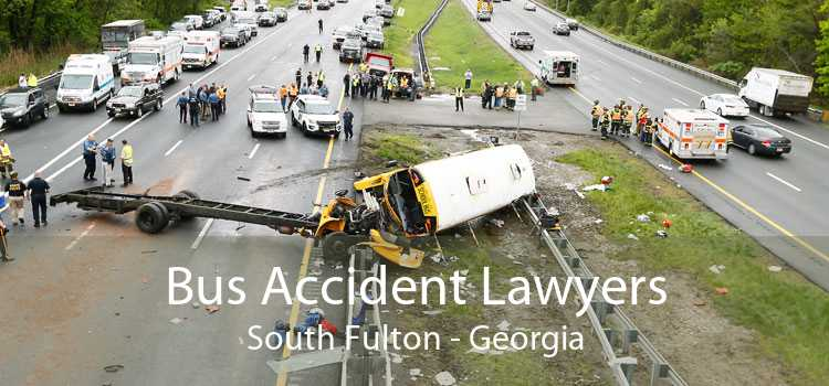 Bus Accident Lawyers South Fulton - Georgia