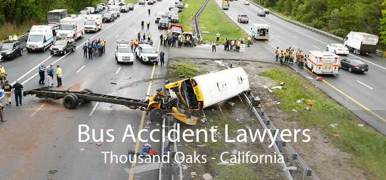 Bus Accident Lawyers Thousand Oaks - California