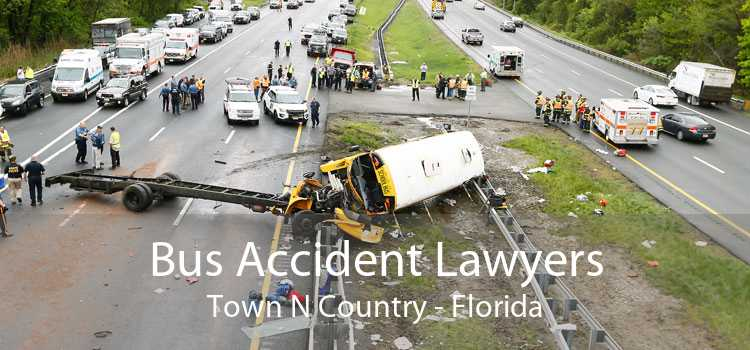 Bus Accident Lawyers Town N Country - Florida