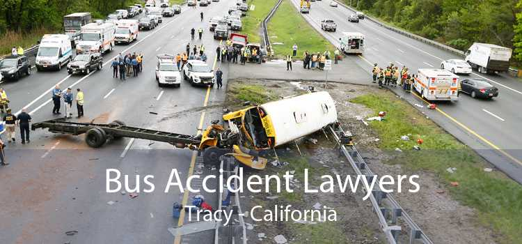 Bus Accident Lawyers Tracy - California
