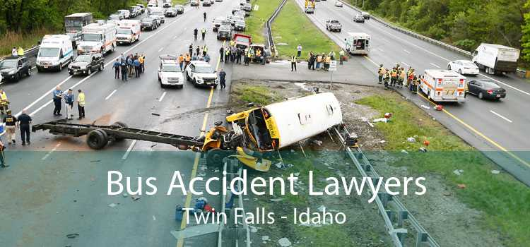 Bus Accident Lawyers Twin Falls - Idaho