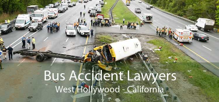 Bus Accident Lawyers West Hollywood - California