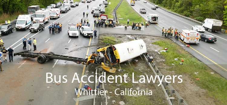 Bus Accident Lawyers Whittier - California