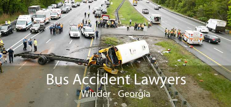 Bus Accident Lawyers Winder - Georgia