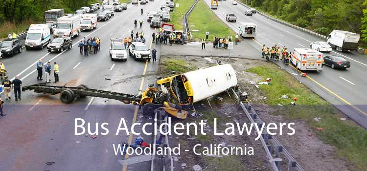 Bus Accident Lawyers Woodland - California