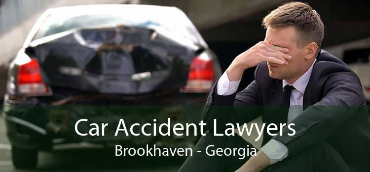 Car Accident Lawyers Brookhaven - Georgia