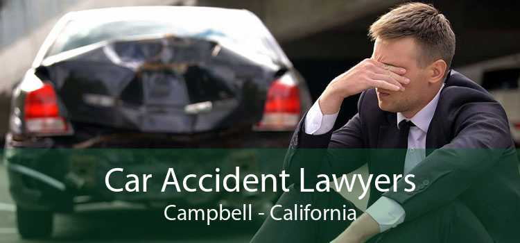 Car Accident Lawyers Campbell - California