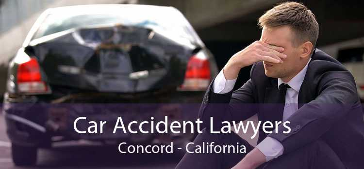 Car Accident Lawyers Concord - California