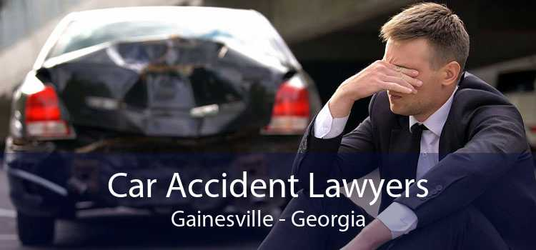 Car Accident Lawyers Gainesville - Georgia