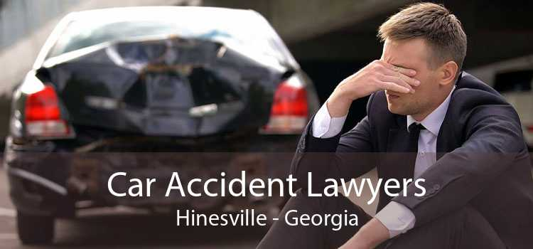 Car Accident Lawyers Hinesville - Georgia