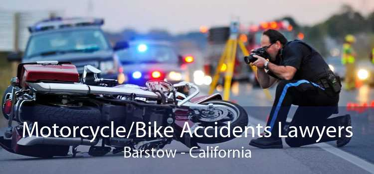Motorcycle/Bike Accidents Lawyers Barstow - California