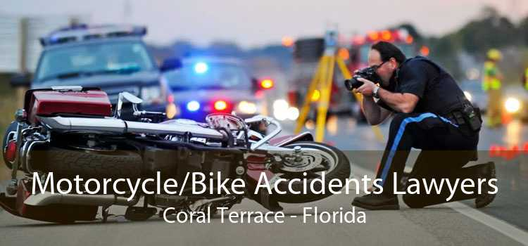 Motorcycle/Bike Accidents Lawyers Coral Terrace - Florida