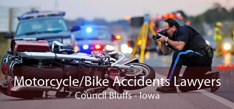 Motorcycle/Bike Accidents Lawyers Council Bluffs - Iowa
