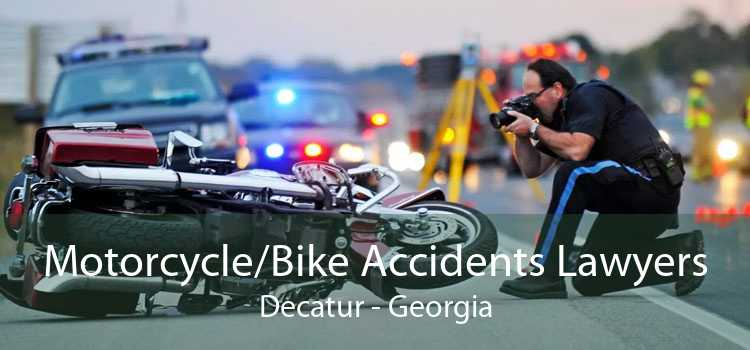 Motorcycle/Bike Accidents Lawyers Decatur - Georgia