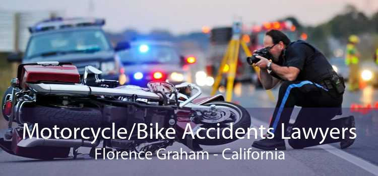 Motorcycle/Bike Accidents Lawyers Florence Graham - California