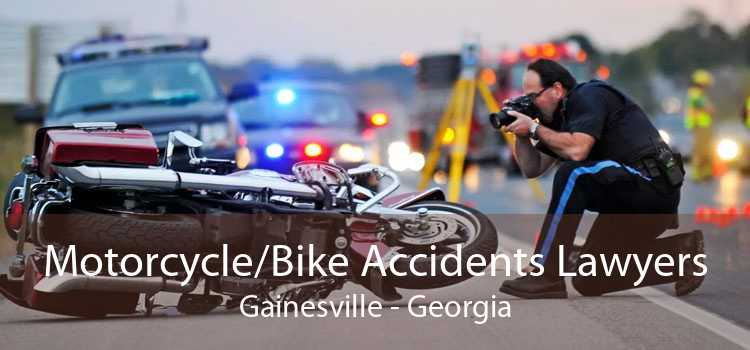 Motorcycle/Bike Accidents Lawyers Gainesville - Georgia